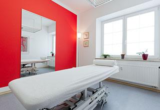Raumlichkeiten Physiotherapie Haslreiter In Nittendorf Bei Regensburg